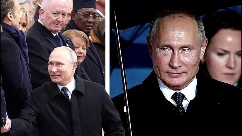 Опять опоздал. 👎 Макрон и Меркель покорили сердца европейцев. 👫