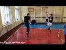 Урок бокса в школе 216 🥊