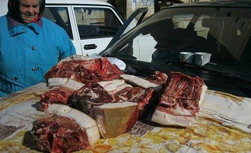 В Волжске оштрафованы продавцы мяса на ярмарке выходного дня