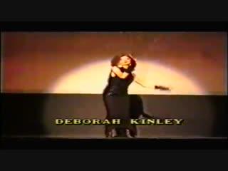 DEBORAH KINLEY - Surprise (1984) P. LION - Dream (1984) MARX SPENCER - Follow You Follow Me (1984) (Live At Midem 1985)