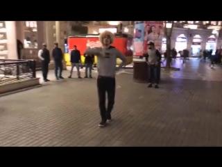 Madina Madina Лезгинка В Торговом Центре В Баку 2018 Парни Классно Танцуют ALISH.mp4