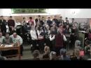 17 Святая церковь о тебе преданья молодежный хор г Николаев 01 03 2014