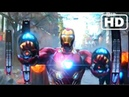 Avengers Infinity War - All IRON MAN Fight Scenes 2018 Marvels Movie HD