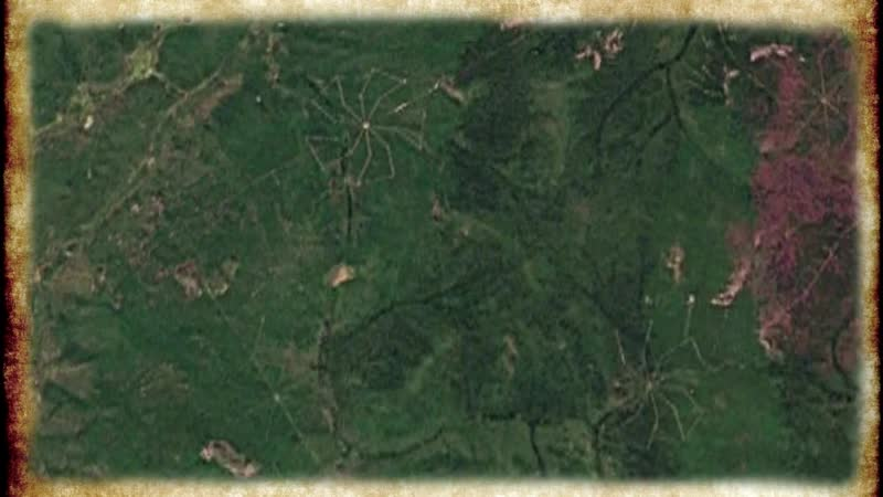 СКАЖИТЕ ЧТО ЭТО Найдена ЗВЁЗДНАЯ КАРТА Загадочные Геоглифы Сибири