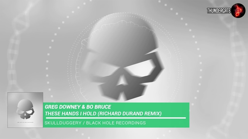 Greg Downey Bo Bruce - These Hands I Hold (Richard Durand Remix) |Skullduggery|