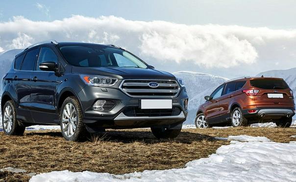 Ford uga, Focus и Mondeo получили в России новую версию.
