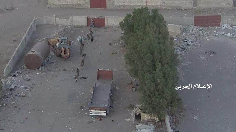 Инженерные части хуситоа устроили засаду, в результате которой подорвались около 20 солдат арабской коалиции.