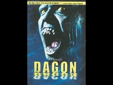 Дагон фильм ужасов 2001 года