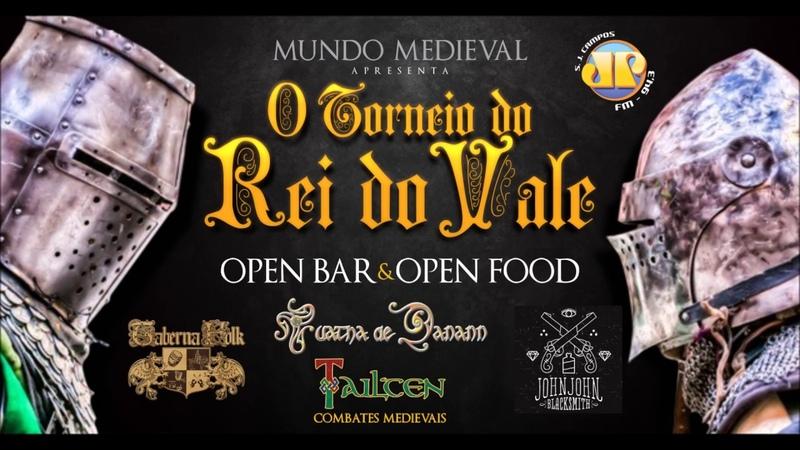 Mundo Medieval - O Torneio do Rei do Vale