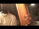 Kanye West работает в студии с G Herbo
