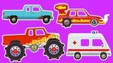 ТОП-5 серий - Тачки - Тачки - Лучшие мультики про машинки для детей   Cars Cars - For Kids