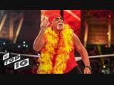 [WWE QTV]☆[Top 10]Hulk Hogans greatest moments]