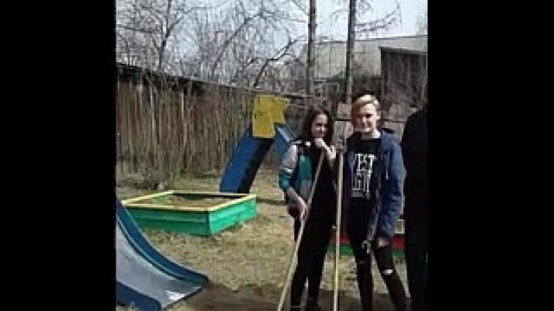 МарафончистотыпередачаэстафетыБогучанскаяшкола№4,выследующие!