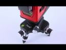 Fukuda 12 lines MW 93T lithium battery green laser level 360 Vertical And Horizontal Self leveling Cross Line 3D laser nivel