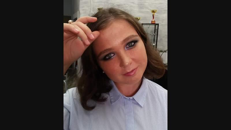 Polina Morozova MAKE-UP BROWS