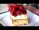 Keki ve kreması lezzet patlaması olan harika çilekli pasta tarifi üstelik yapımı çok kolay