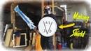Casting Aluminum Viking Shield