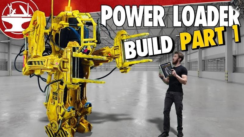 ALIENS POWER LOADER BUILD ► The Design (PART 1)
