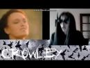 Crowley Дурак и молния Колдунья
