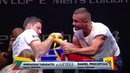Moldova Armwrestling Open Cup 2 Finals both hands (70-95)