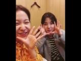180418 Yeri (Red Velvet) @ koeunson_90 Instagram