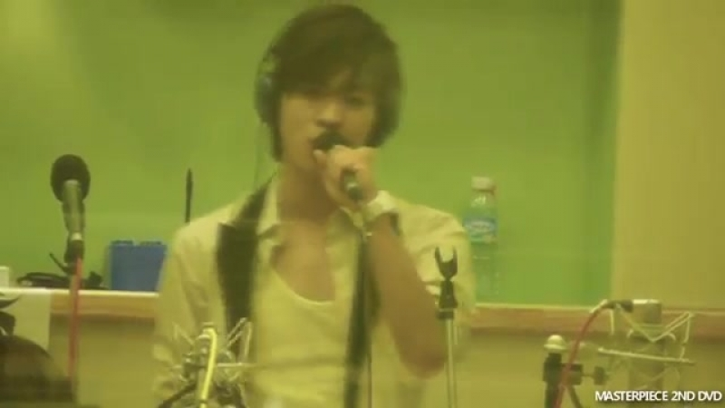 02 080926 KISS THE RADIO 잊을래 jonghyun (jjong