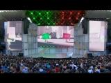 Google IO (Funny cubes)