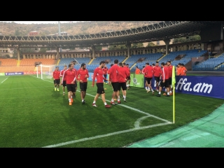 Armenian football fans   футбол армении   aff — live