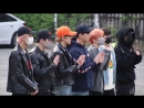 [VK][180420] MONSTA X Arriving at Music Bank @ 147company