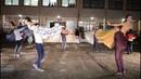 Выпускной вальс при свете фар Гимназия 1 Марганец by Sevastidi