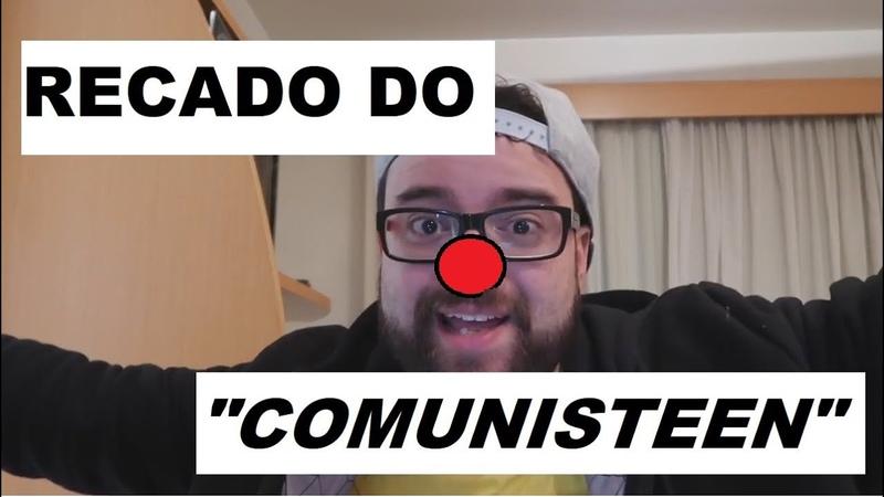 Comunistold reponde Izzy Nobre sobre o comunismo e os comunisteens (Matrix 104)