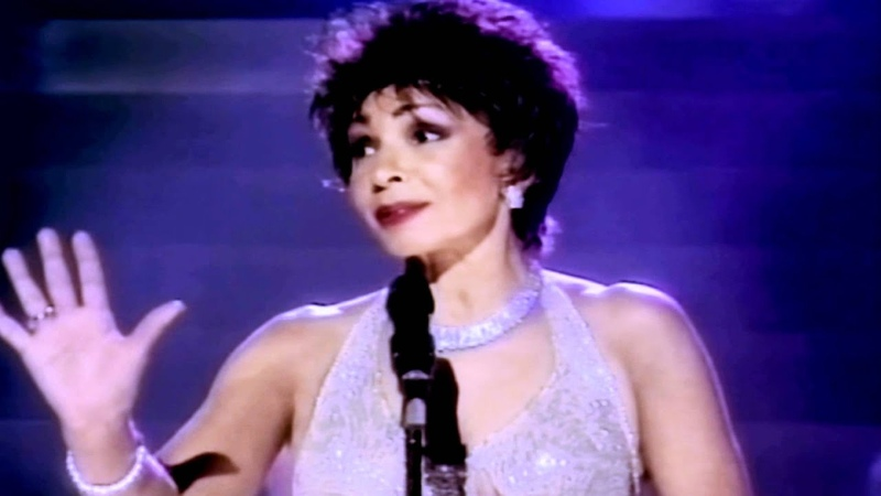 Shirley Bassey - Yesterday When I Was Young (1998 Viva Diva TV Special)