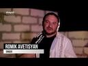 Romik Avetisyan - Andardz orer Tizer Ռոմիկ Ավետիսյան - Անդարձ օրեր