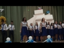 Танец морячек 11 Б