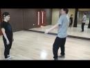 Сергей Чижиков, специально для шоу Танцформер, задание 4