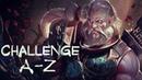CHIRON: [A-Z] Challenge | [А-Я] Челлендж | Grandmaster Ranked Duel 1x1