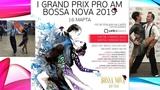 I GRAND PRIX PRO AM Bossa Nova - 16 марта 2019, Москва