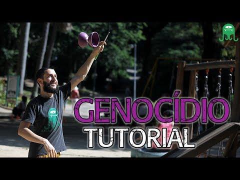 GENOCÍDIO - Genocide - 1 DIABOLO TUTORIAL