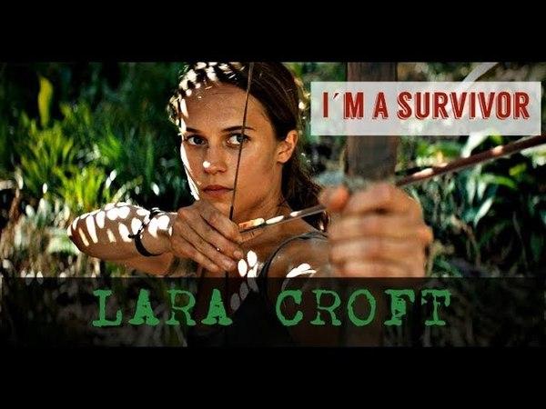 LARA CROFT II Survivor