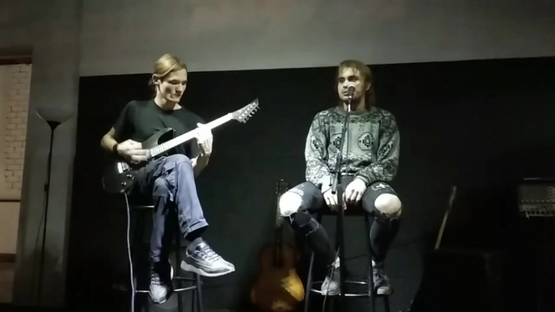 П.З.Д.Ц - Разложение (PUNK акустика - 16.09.18)