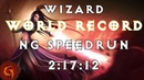 Diablo 3 Wizard Any NG Former World Record Speedrun 21712