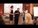 Демонстрация методов дистанционной терапии Цигун в Риге Мастер Стивен Киау Хтат Онг
