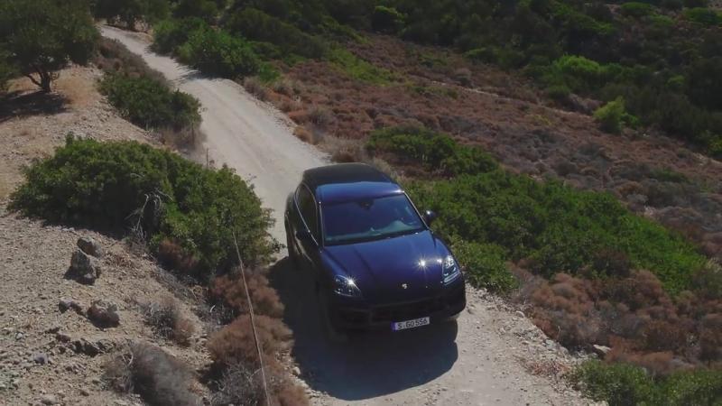 [The Wheel Network] 2018 Porsche Cayenne Turbo - Off-Road