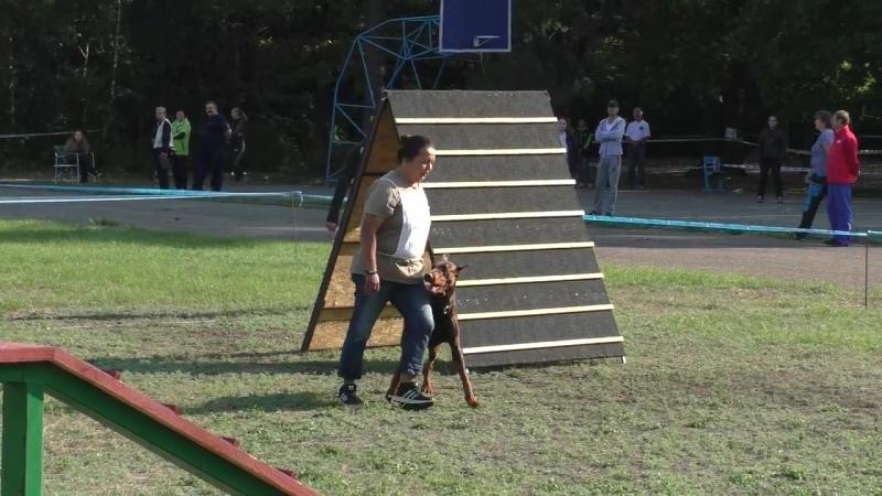 Чемпионат России 2017 г. по ОКД и ЗКС (Двоеборье).