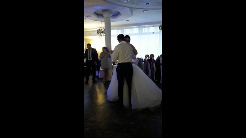 свадьба- танец папы с невестой
