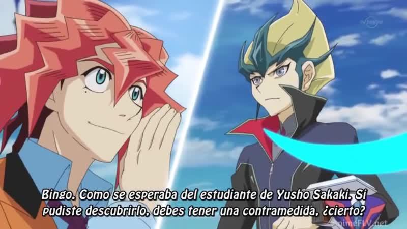 Yu-Gi-Oh Arc-V_ Dennis Vs Kaito Amv