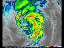 NOAA's GOES Satellite Shows Flooding from Michael