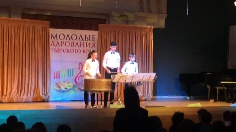 ударники-стипендиаты, 2017 год, Тверь.