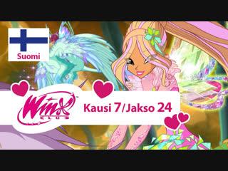Winx-klubi: Kausi 7, Jakso 24 - «Kultainen perhonen» (Suomi)