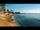 Черноморская набережная Феодосии 1 часть